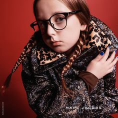 Betty Lowe • Marc Jacobs Fall '15 campaign photographed by David Sims