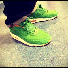Homegrown Nike Air Max Patta