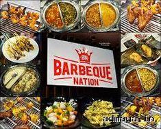 Trendy Meat Restaurant Branding The Menu Meat Restaurant, Barbecue Restaurant, Restaurant Offers, Restaurant Branding, Table Grill, Barbeque Nation, Fixed Menu, Bbq Chicken Thighs, Meat Loaf Recipe Easy