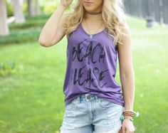 Beach Please $25, Kindred Threads.   Graphic tees for the perfect summer outfits for women.