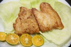 Sauté Fish Fillets Step