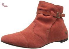 Neosens Bobal 326, Bottines femme - Rouge (Coral), 40 EU - Chaussures neosens (*Partner-Link)