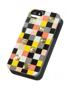 Checkered iPhone Case - Color Inspiration
