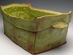 Yet another piece of hers that I love! Sunshine Cobb, Emerging Artist ceramics for sale at MudFire Gallery