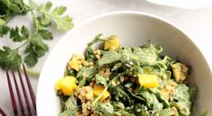 This scrumptious salad is filled with immune-supporting vitamin C.
