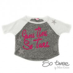 SO TWEE by #missgrant TWO-ONW T-SHIRT. Sale 50% off Spring&Summer Collection! #discount