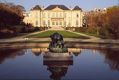 Rodin Museum in Paris. By FAR my favorite (great salads at the cafeteria too).