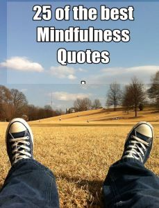 25 of the best Mindfulness Quotes