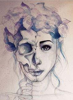 Drawn by my friend: Halle Dagley