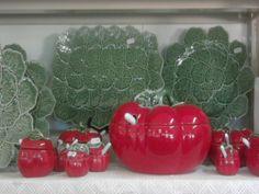 Bordalo Pinheiro. Portuguese vintage ceramics