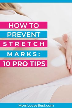 Stretch Marks During Pregnancy: Causes & 10 Tips for Prevention Acne Reasons, Stretch Marks During Pregnancy, Stretch Mark Remedies, Prevent Stretch Marks, Pregnancy Tips, Pregnancy Health, Postpartum Depression, Pimples, New Moms