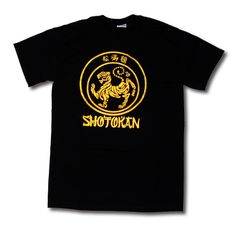 Shotokan T-Shirts now available from http://www.karatemart.com