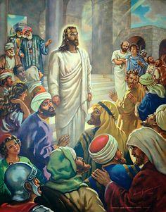 Warner Sallman, We would see Jesus