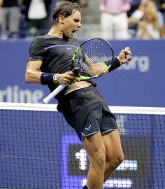 Rafael Nadal (US OPEN, 2016)