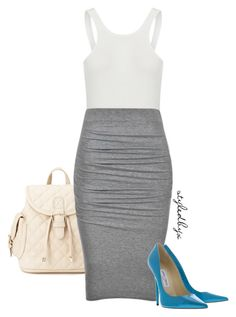 """""""Untitled #65"""" by holly-drage on Polyvore featuring Forever 21, Ally Fashion and Jimmy Choo"""