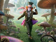 Fanfic / Fanfiction de Alice no País das Maravilhas (Alice in Wonderland) - A Filha Do Chapeleiro Maluco