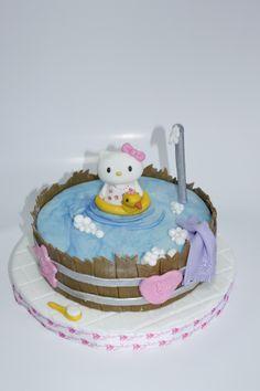 Torta Hello Kitty 100% Comestible.