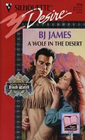 A Wolf in the Desert by BJ James