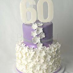 60th Birthday Cake Female