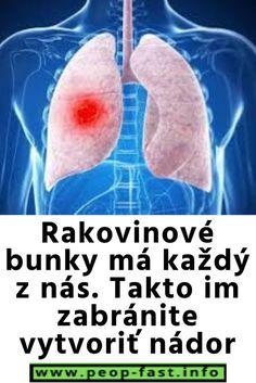Rakovinové bunky má každý z nás. Takto im zabránite vytvoriť nádor Kombucha