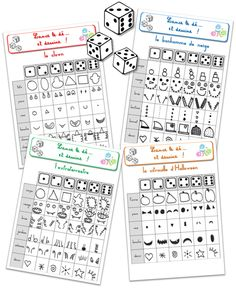 Arts visuels Page 3 French Teacher, Teaching French, Drawing Activities, Math Activities, French Lessons, Art Lessons, Grande Section, French Classroom, In Kindergarten