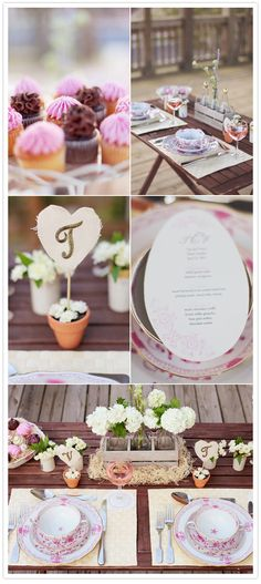 Easter styled shoot. Yes, its for a wedding, but would be so cute for easter.