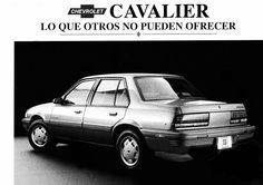 https://flic.kr/p/CRTddV   Chevrolet Cavalier 1993   Was sold in Venezuela