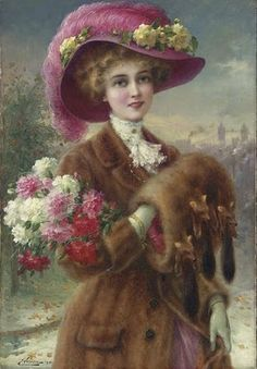 Lovely Victorian Muff