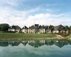 $3.3 Million 20,000 Square Foot Mansion In Bellbrook, OH