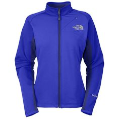 Northface jacket - love the color!
