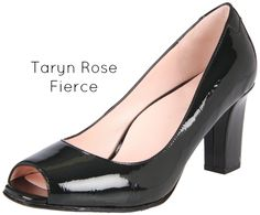 Taryn Rose Fierce. A chic heel with arch support? It can be done!