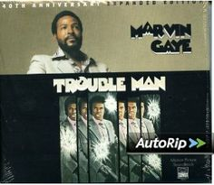 Marvin Gaye - Trouble Man 40th Anniversary Expanded Edition!  #christmas #gift #ideas #present #stocking #santa #music