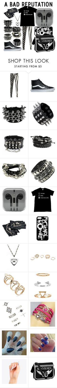 """""""Untitled #398"""" by briana-is-hungry ❤ liked on Polyvore featuring Religion Clothing, Vans, Moonchild, GUESS, Billabong, Forever 21 and SoGloss"""
