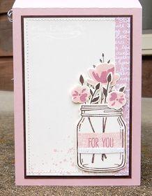 Jar of Love, Everyday jars, Stamping Up