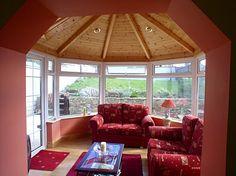 Bi fold doors for outdoor area el fresco pinterest for Sunroom sizes