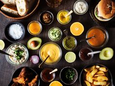 How to Make the Best Homemade Barbecue Sauces and Dips Put down the ketchup—and try these 10 winning DIY condiments for your next grill party Best Barbecue Sauce, Homemade Barbecue Sauce, Best Bbq, Sauces Barbecue, Sandwich Sauces, Dips, Toasted Ravioli, Salsa Barbacoa, Grill Party