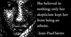 Why I'm agnostic.