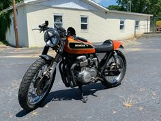 Cb350 Cafe Racer, Cafe Racer Motorcycle, Cafe Racers, Cafe Racer For Sale, Custom Cafe Racer, Cb550, Honda Cb750, Bike Shipping, Motorcross Bike