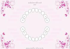 Kostenloser Zahnkalender   Zahnausweis zum Drucken | Eltern
