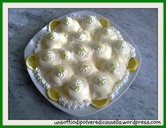 Tortina delizia al limone di Un pizzico di polvere di cannella