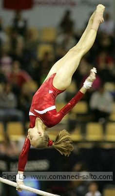 Miss gymnastics so much <3