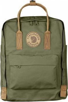 Fjallraven Kanken No.2 Backpack Green - Fjallraven Kanken #kanken #backpack #fashion