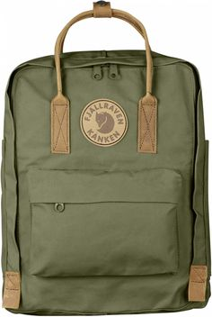 Fjallraven Kanken No.2 Backpack Green - Fjallraven Kanken #kanken #backpack…