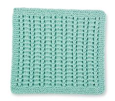 Build-a-Block Series: Knitted Stitch Block #5 Simple Ladders | Creative Knitting Blog