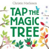 In the style of Press Here, Tap the Magic Tree is the newest member of the interactive read-aloud genre. This fun and playful book invites readers to tap the pages to make the tree change with the seasons- without any mechanical components!- Pinned by @PediaStaff – Please Visit  ht.ly/63sNt for all our pediatric therapy pins