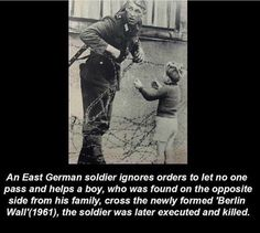 berlin wall, germany, and sad image Touching Stories, Sad Stories, Horror Stories, Paranormal Stories, Short Stories, Wow Facts, Wtf Fun Facts, Albus Dumbledore, Creepy Facts