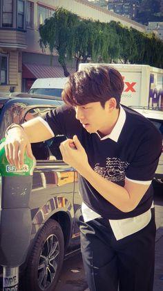 Goblin Gong Yoo, Yoo Gong, Korean Actors, Style, Swag, Outfits