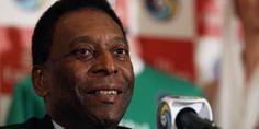 """Pelé sempre falando besteira: """"as pessoas deveriam ter se manifestado quando o Brasil foi escolhido sede da Copa, não agora"""""""