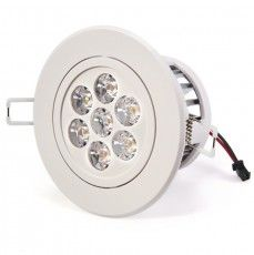 Led Recessed Light Fixture Aimable 60 Watt Equivalent 4 45 680 Lumens Pinterest Puck Lights Downlights And