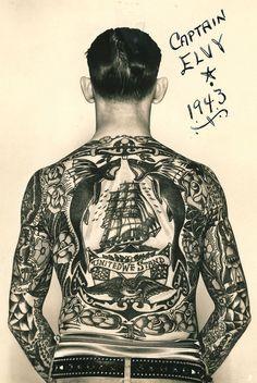 Sailor Tattoos